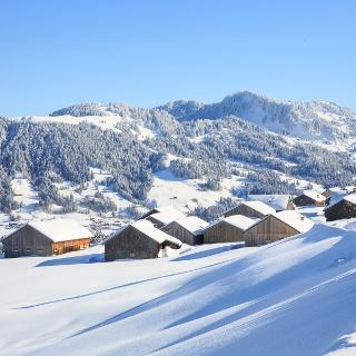 Winterwandern in Schetteregg