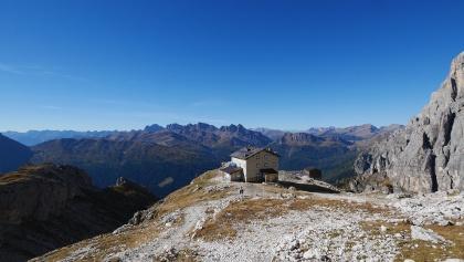 Rifugio Velo della Madonna in Trentino
