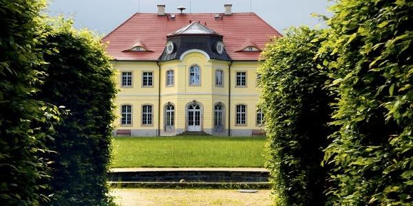 Schloss und Schlosspark Königshain