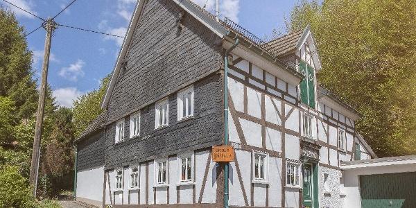 Außenansicht Haus Pithan in Netphen-Dreis-Tiefenbach