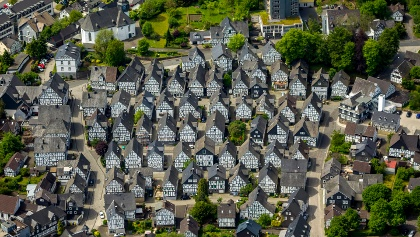 Alter Flecken/historischer Stadtkern