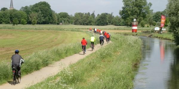 Radtouren Wachtendonk und Wankum