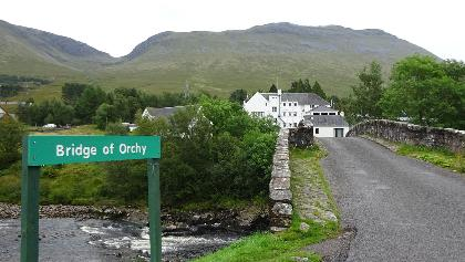 Die Bridge of Orchy