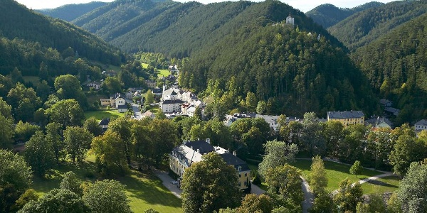 Gutenstein (Copyright: Wiener Alpen, Foto: Franz Zwickl)