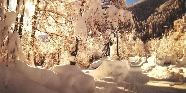 Winter in Gaschurn