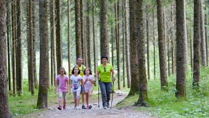 Con la famiglia in Val Concei