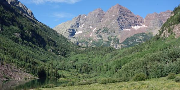 Maroon Bells Grand Loop Hiking Trail Outdooractive Com