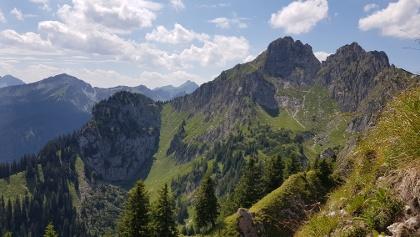 Enjoy beautiful mountain views