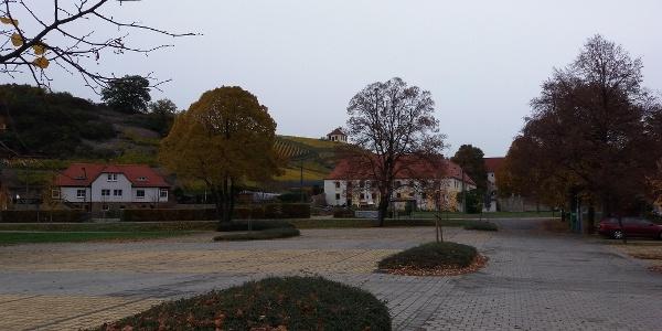 Parplatz mit Caravanstellplatz Diesbar-Seußlitz