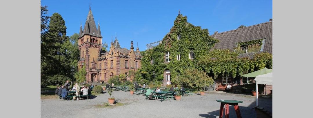 Historischer Gutshof Gut Heimendahl in Kempen