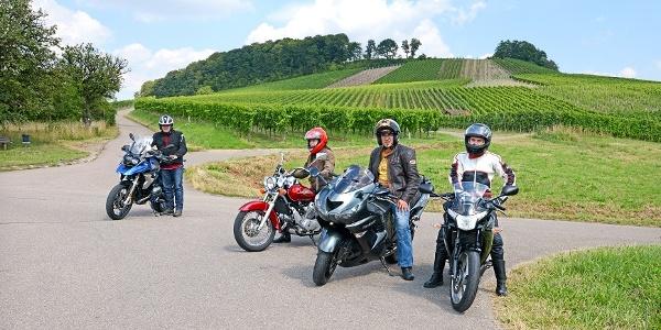 Weinlandschaften bei Bretzfeld
