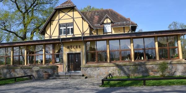 """Restaurant """"Mücke"""" im Stadtpark Großenhain"""