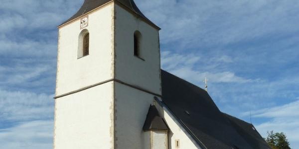 Wallfahrtskirche Maria Rehkogel in Frauenberg