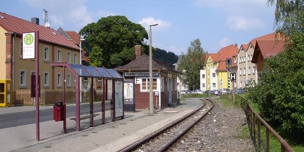 Haltepunkt Freital-Coßmannsdorf