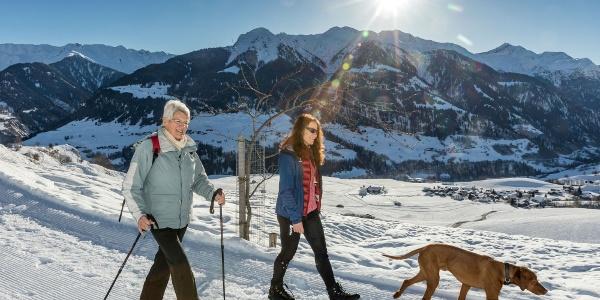 Winterwanderung - Senda d'unviern