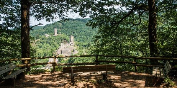 Manderscheid – Ober- und Niederburg