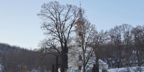 Bartina teljesítménytúra - szekszárdi Remete-kápolna