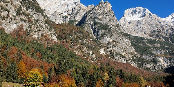 I colori della Val Algone