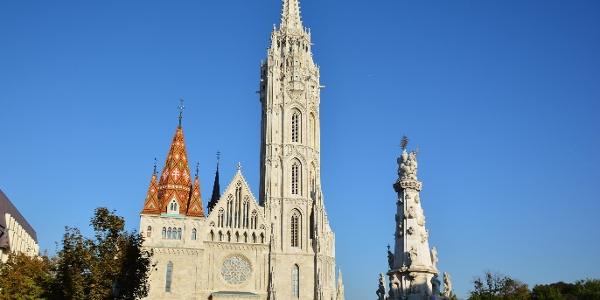 A budai Mátyás-templom