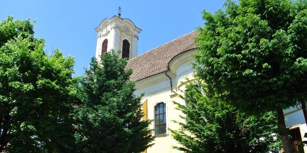 A szentendrei Péter-Pál-templom