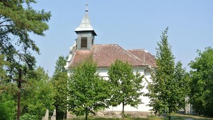 Zebegényi Kálvária-kápolna