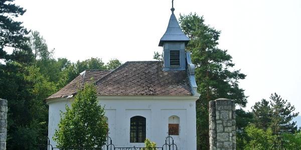 A zebegényi Kálvária-kápolna