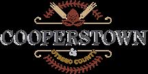 Logo Destination Marketing Corporation for Otsego County