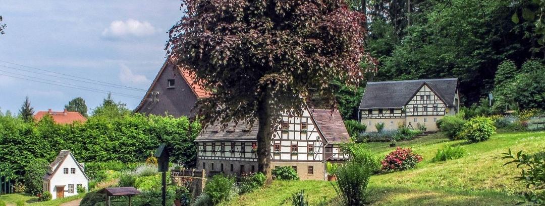 Schulzemühle in Gaulitz