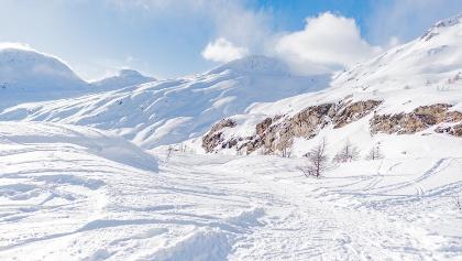 Winterwandern Simplon