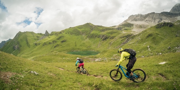 Single Trail Arosa