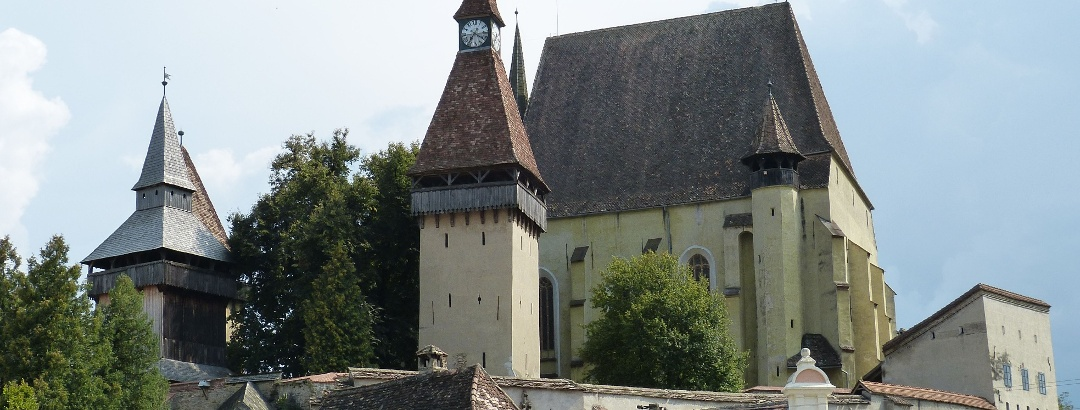 Fortified Church Biertan