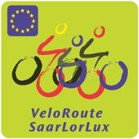Track Sign VeloRoute SaarLorLux