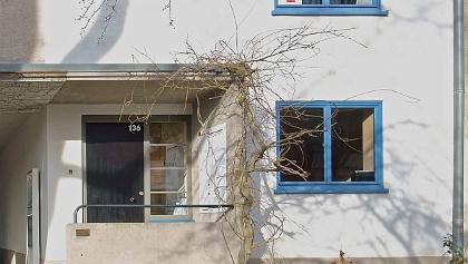 Ernst-May-Haus in der Siedlung Römerstadt, Foto: 2013