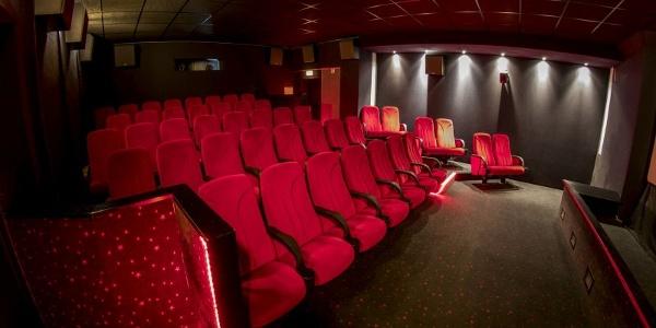 Kinosaal Residenztheater Kino Bad Laasphe