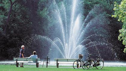 Kurpark der Fachklinik Bad Bentheim