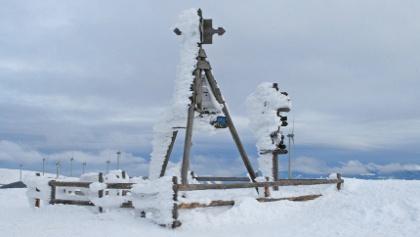 Auf der Amundsenhöhe
