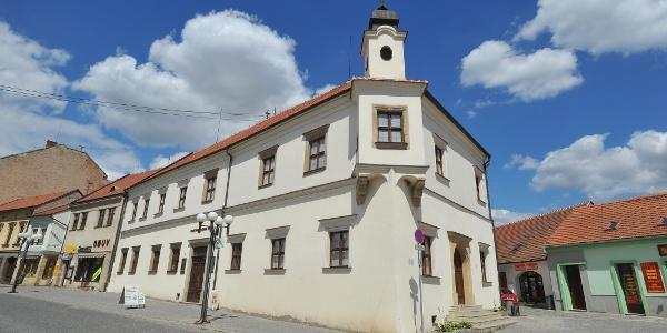Muzeum a KIC Ivančice