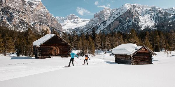 Störes cross-country skiing slope