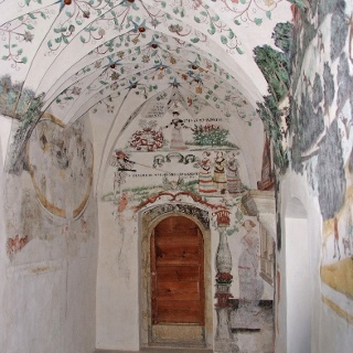 Trinkstübchen im Schloss