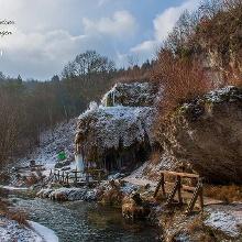 Dreimühlen Wasserfall
