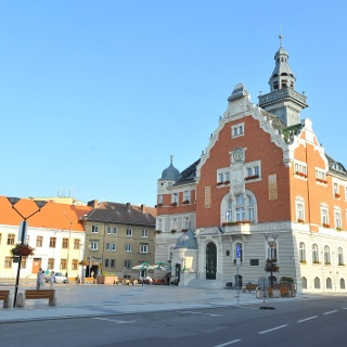 Hodonín - náměstí
