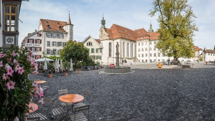 Gallusplatz St.Gallen