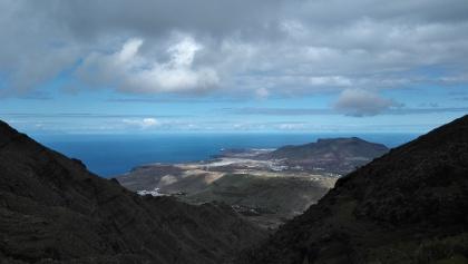 Descend to Agaete
