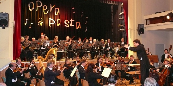 Opera und Pasta