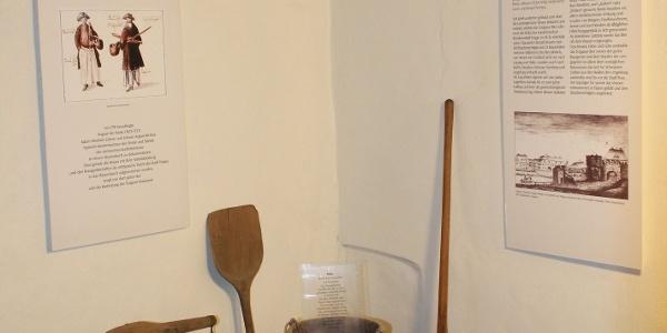 Austellung im Braumuseum