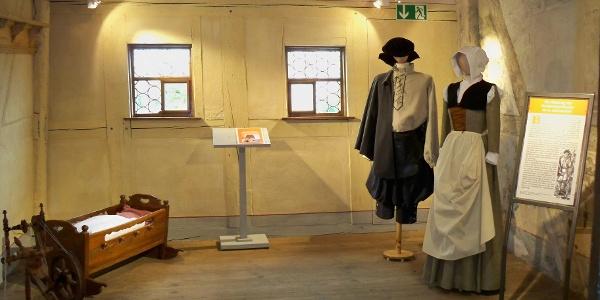 Austellung im Historischen Handwerkshaus