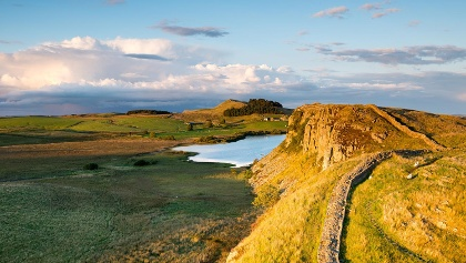 Hadrianswall Wanderung 8 Tage & 7 Nächte