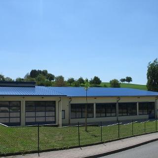 Mehrzweckhalle Adersbach