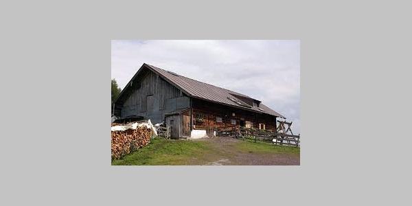 Stockerhütte auf der Schwarzeneggalm