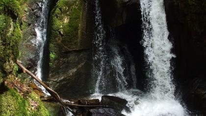 Höllbach - Wasserfall